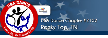 USA Dance (Rocky Top) Chapter #2102